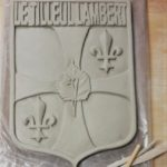 Blason du Tilleul Lambert (Eure)