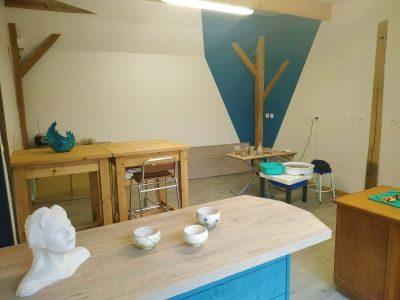 Atelier céramique Florent Rodier